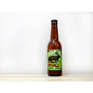 Botella de Cerveza de barcelona La Pirata Suria Gluten Free