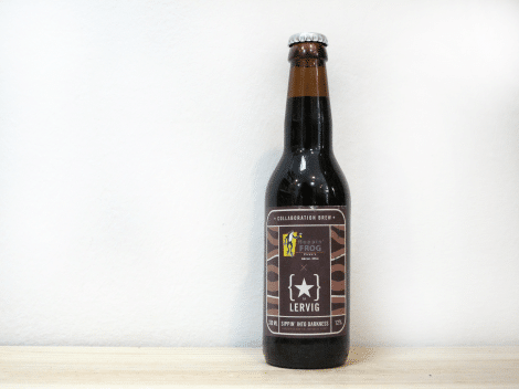 Lervig / Hoppin' Frog Sippin' into Darkness