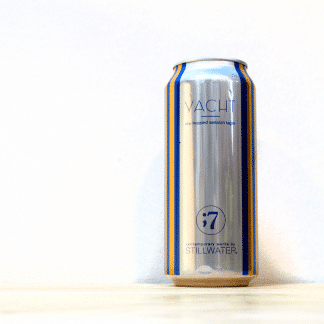 Cerveza americana Stillwater Contemporary Works - Yacht Lata 50 cl