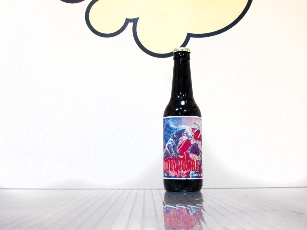 Cerveza Yria Bloody Zombie