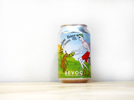 Bevog Who Cares Editions: Freezbee Beer
