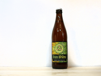 Cerveza Trzech Kumpli Pan IPAni - American IPA