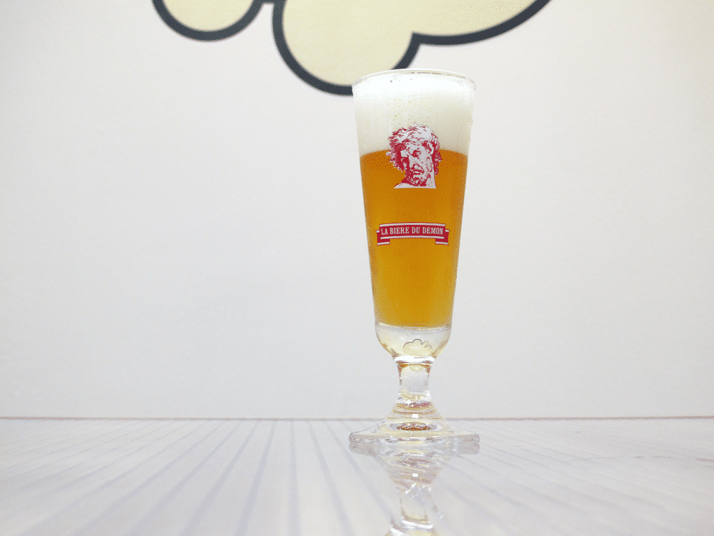 Copa de bi re du demon espuma tienda de cervezas de for Copa cerveza