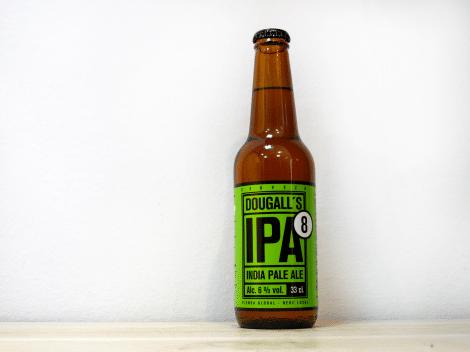 Cerveza DouGall's IPA 8
