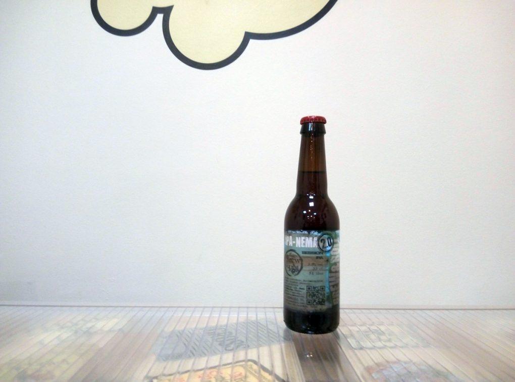 Cerveza Brew & Roll IPA-NEMA 2.0