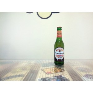 Cerveza Clausthaler Unfiltered - Sin alcohol