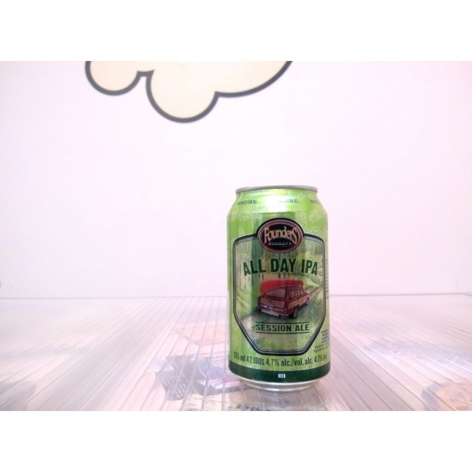 Cerveza Founders All Day IPA - Session IPA