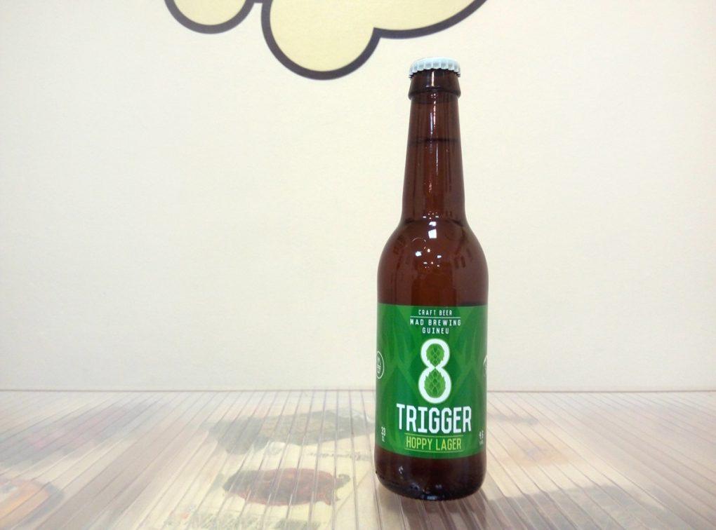 Cerveza Guineu - Mad Brewing 8 Trigger - IPL