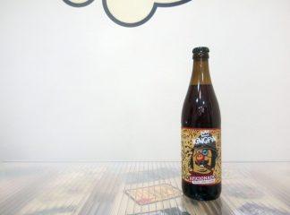 Cerveza Kingpin Aficionado - Ahumada