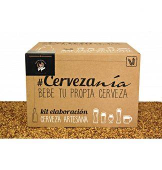 Kit Homebrewing Cervezanía Malaqa Kernel Panic