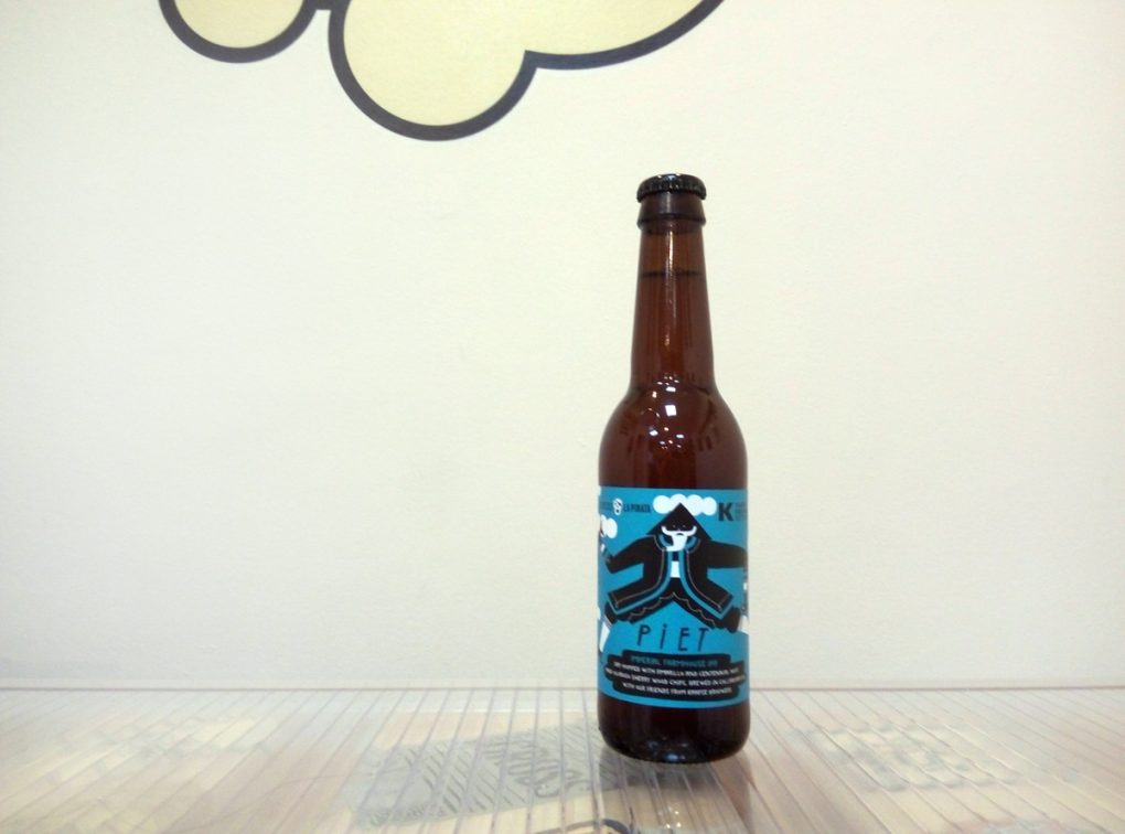 Cerveza La Pirata - Kaapse Piet - Imperial Saison