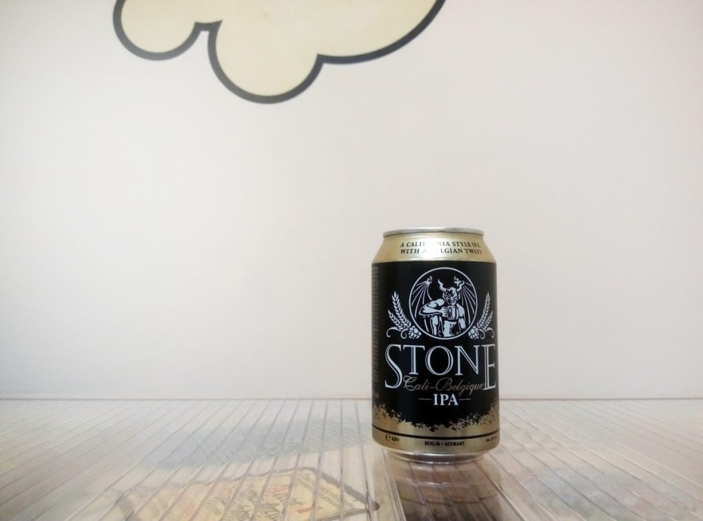 Cerveza Stone Cali Belgique - Belgian IPA