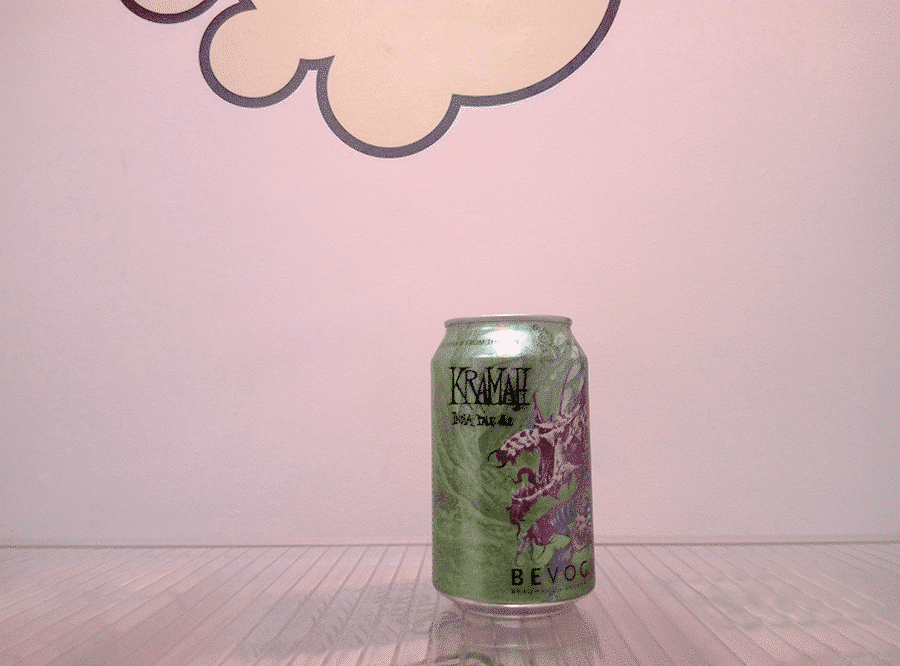 Cerveza Bevog Kramah - American IPA