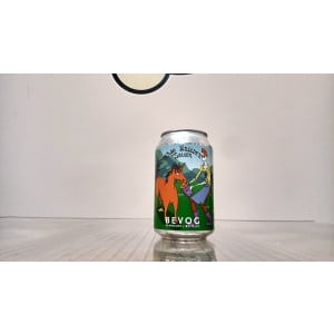 Cerveza Bevog Who Cares Editions: Orange Unicorn