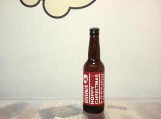 Cerveza BrewDog Hoppy Christmas - American IPA