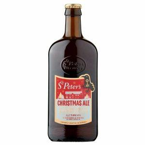 Cerveza St Peter's Christmas Ale