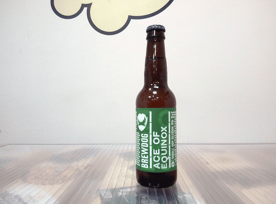Cerveza BrewDog Ace of Equinox