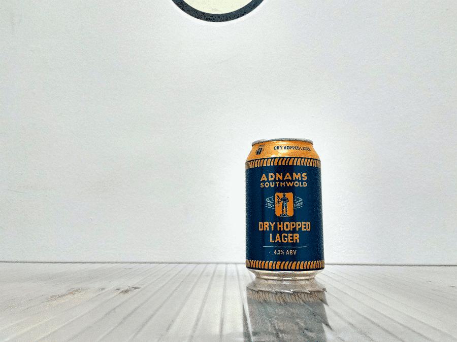 Cerveza Adnams Jack Brand Dry Hopped Lager