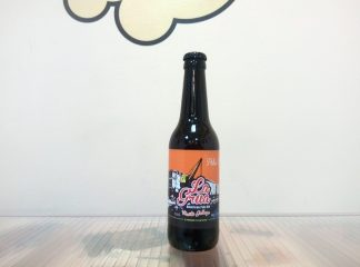 Cerveza La Grua Viento Gallego - American Pale Ale