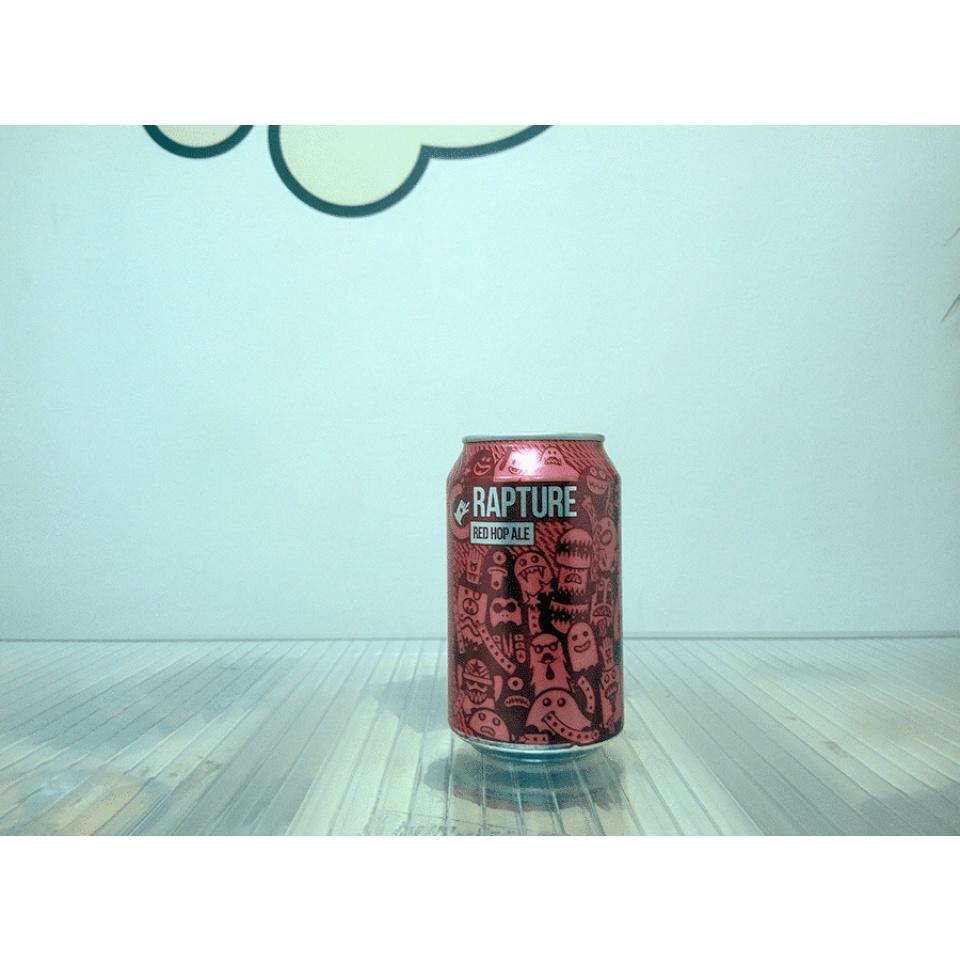 Cerveza Magic Rock Rapture - Amber Ale