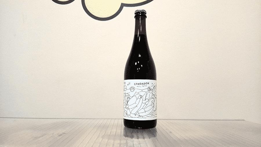 Cerveza Salvaje Cardador