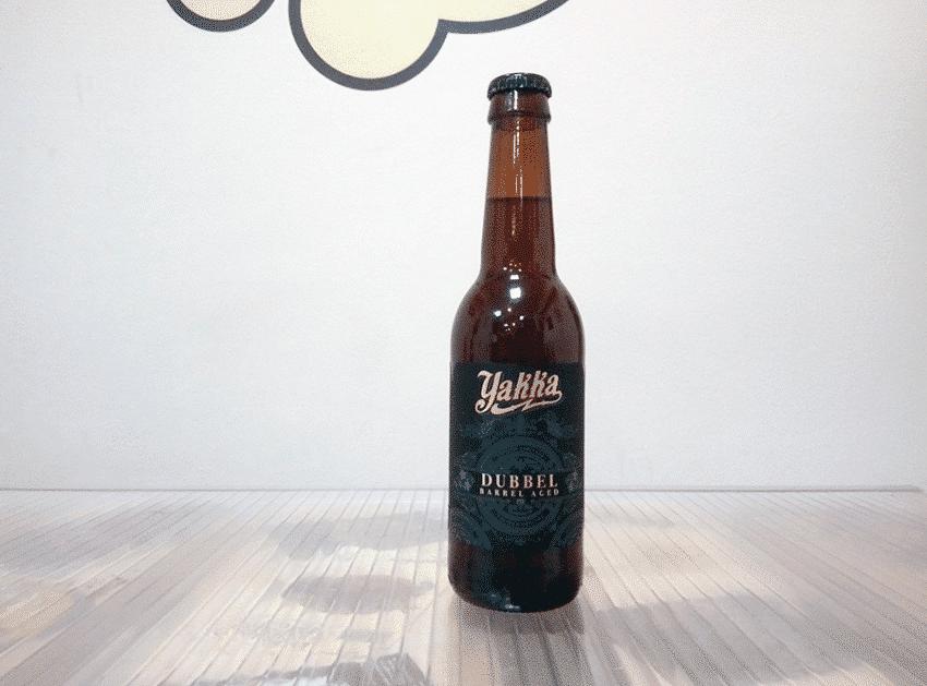 Cerveza Yakka Dubbel Barrel Aged