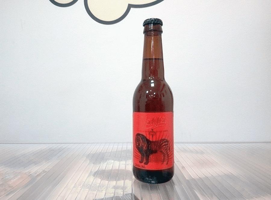 Cerveza Yakka Serious Rye IPA