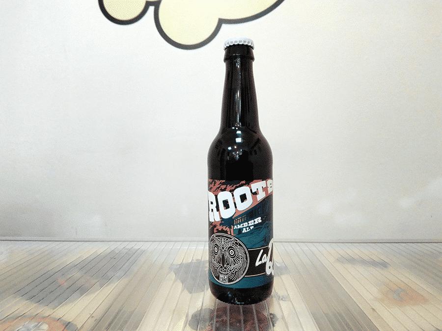 Cerveza La Quince Roots - Amber Ale