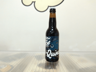 Cerveza La Quince Young, Gifted and Black IPA