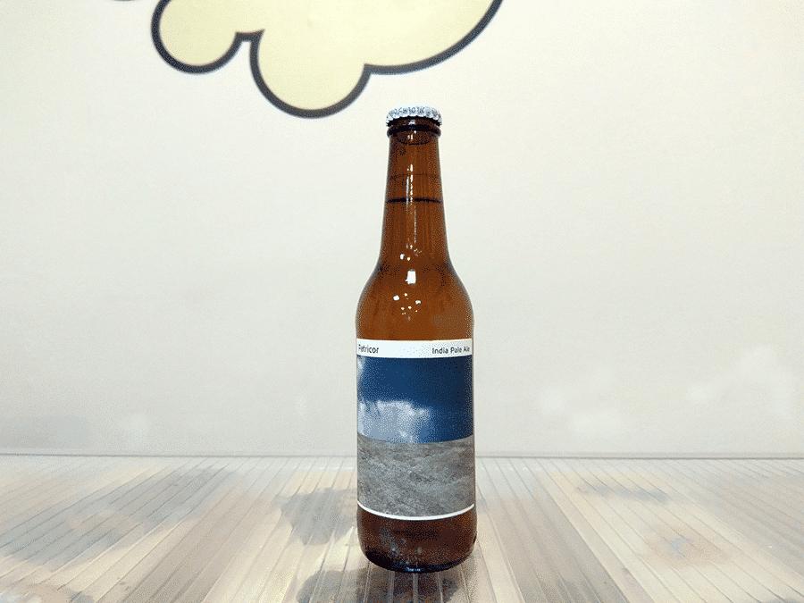 Cerveza Nómada Brewing Petricor