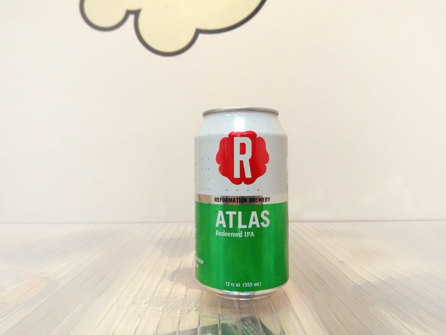 Cerveza Reformation Atlas - American IPA