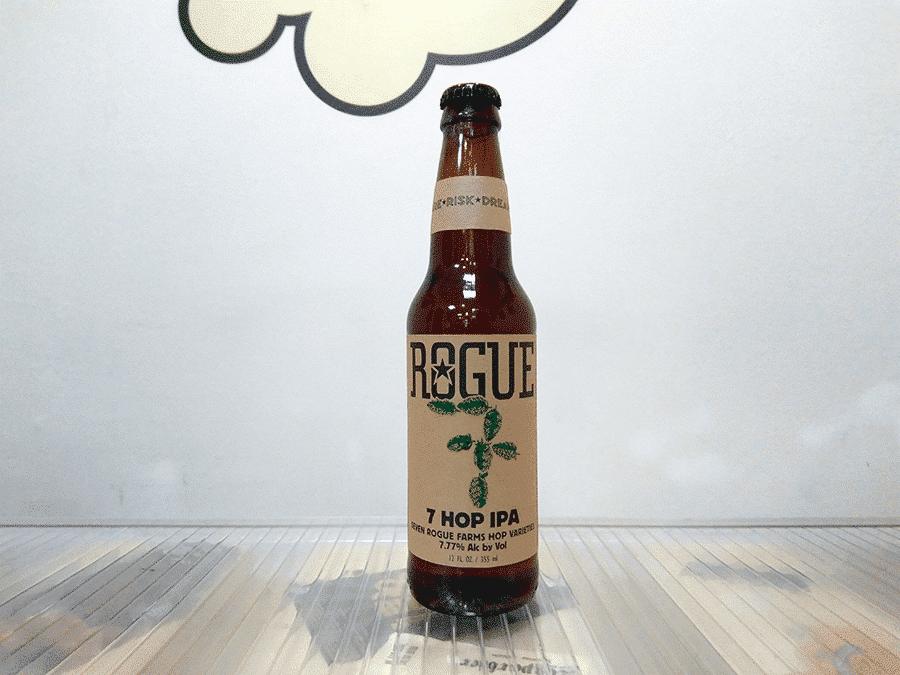 Cerveza Rogue 7 Hop IPA