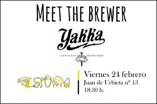 Cata Meet The Brewer Yakka