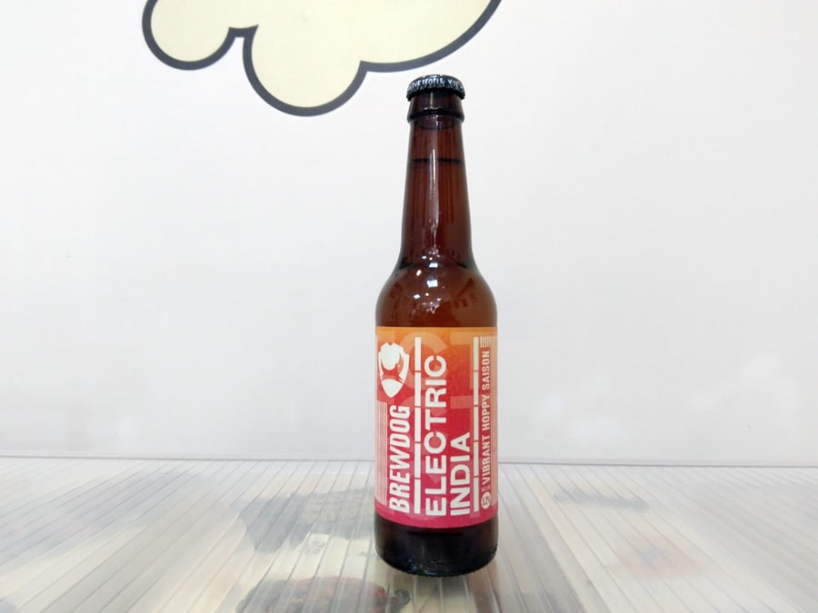 Cerveza BrewDog Electric India