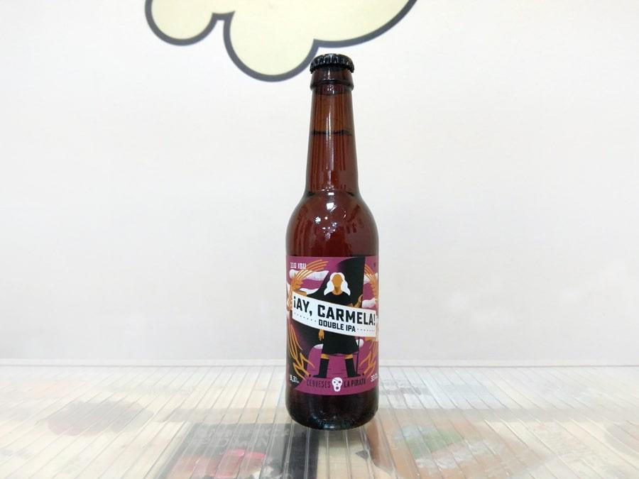 Cerveza La Pirata ¡Ay Carmela!