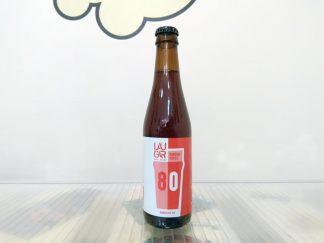 Cerveza Laugar Random Series 80