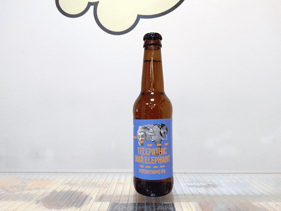 Cerveza The Flying Inn Telepathic War Elephant