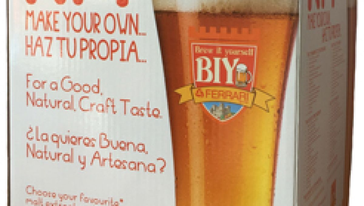 Mini Equipo de  Elaboración de Cerveza Casera Completo + Extracto 10L