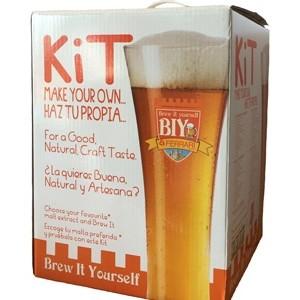 Mini Equipo de Elaboración Cerveza Casera 10 L