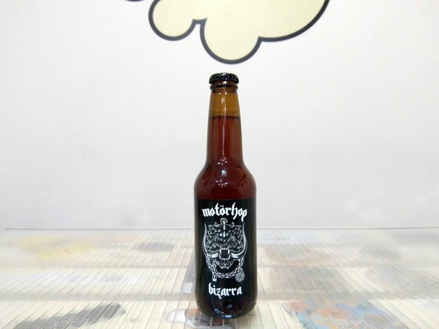 Cerveza Bizarra Motorhop