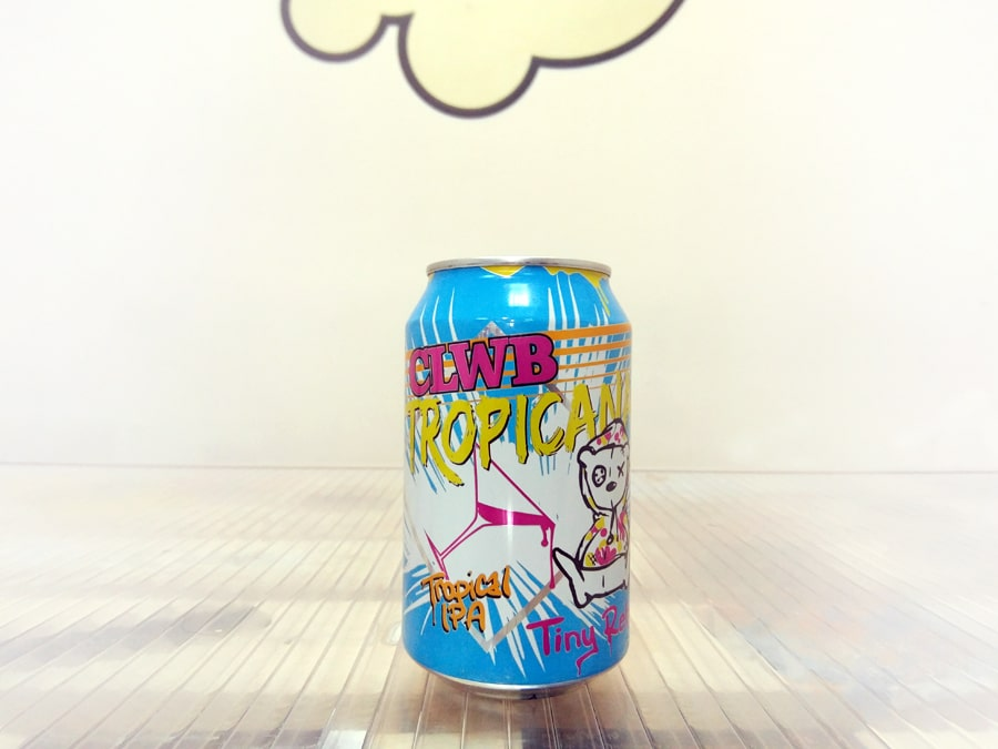 Cerveza Tiny Rebel Clwb Tropicana