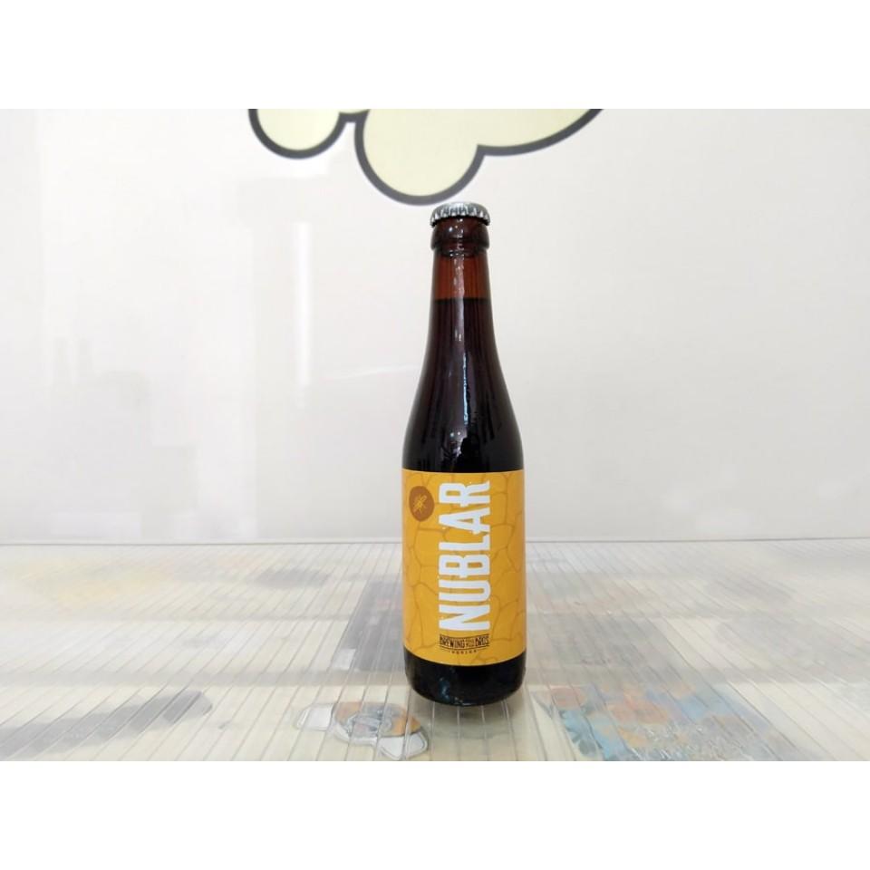 Cerveza Zeta Nublar