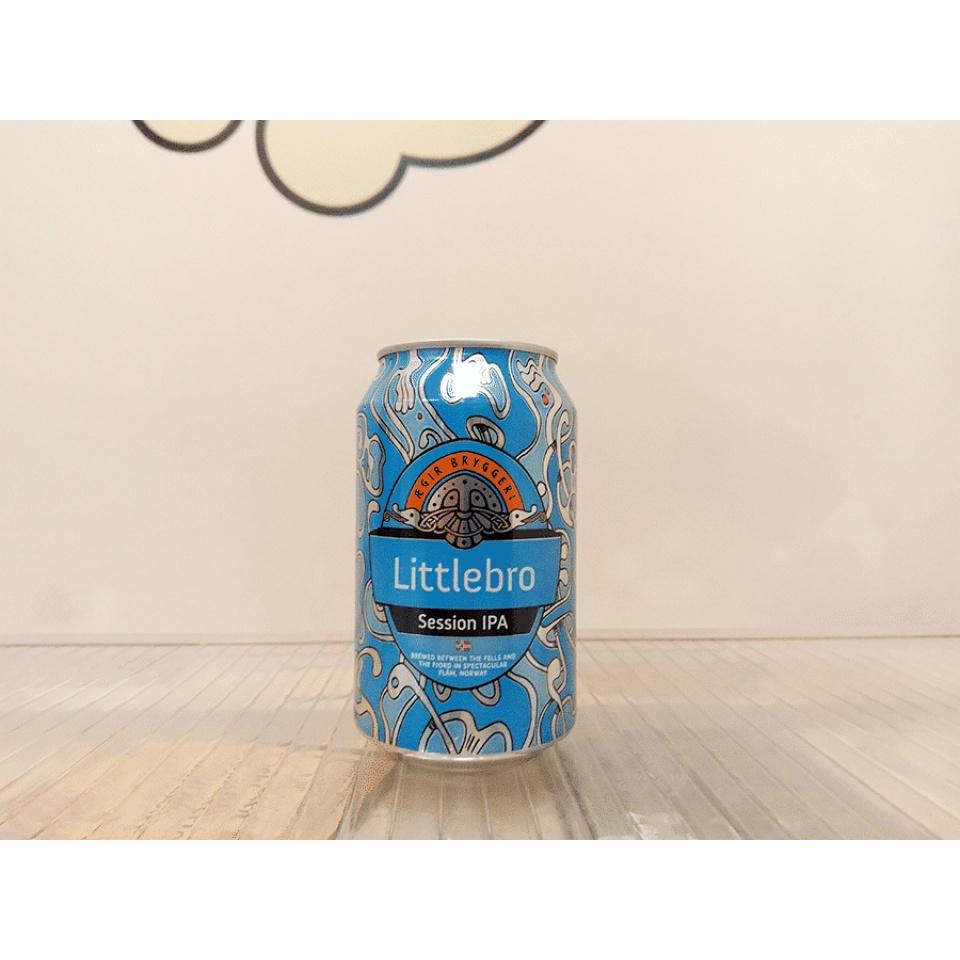Cerveza Aegir Vetlebror (Littlebro)