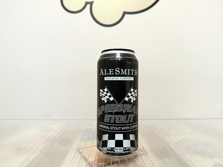 Cerveza AleSmith Speedway Stout