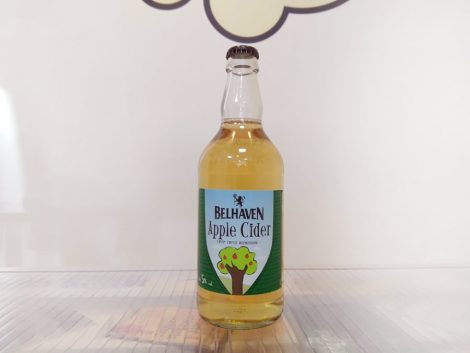 Belhaven Apple Cider
