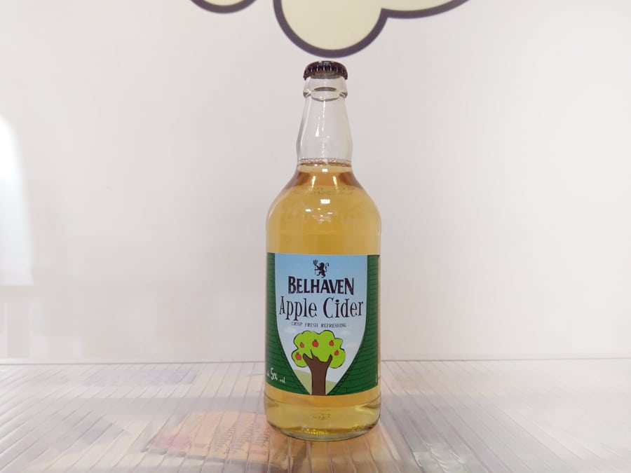 Sidra Belhaven Apple Cider
