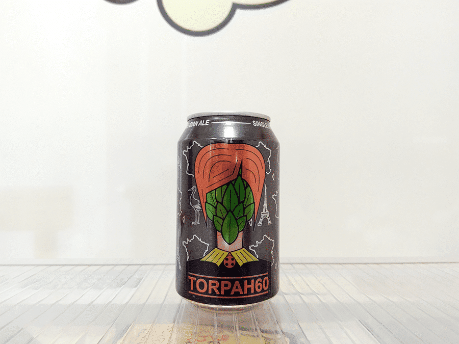 Cerveza Brasserie {C} Torpah 60