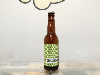 Botella de Cerveza holandesa Kees NEIPA - New England IPA