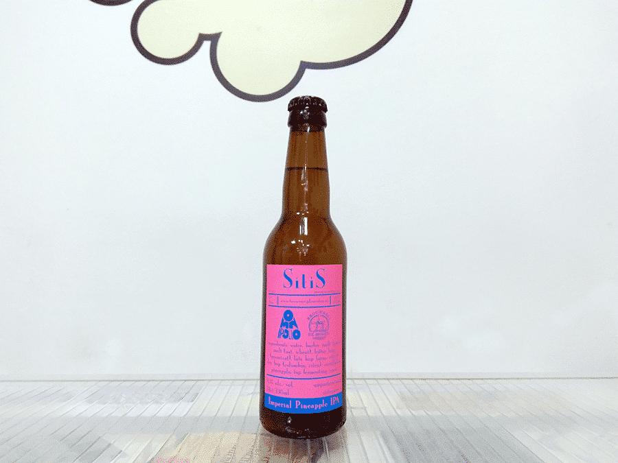 Cerveza De Molen - Omnipollo Sitis