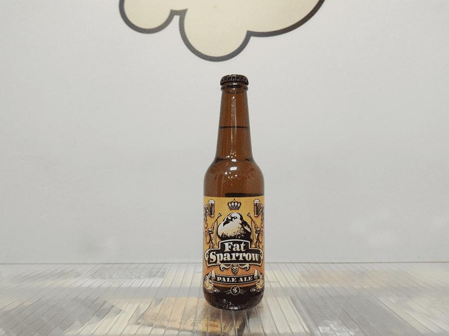 Cerveza DouGall's Fat Sparrow